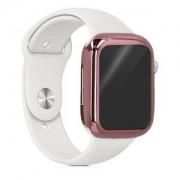 kwmobile Etui dla Apple Watch 40mm (Series 4) - różowy
