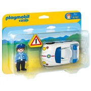 PLAYMOBIL 6797 - Police Car