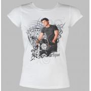 tricou cu tematică de film femei Twilight - Eclipse - LIVE NATION - PE6284SKWP