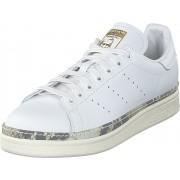 adidas Originals Stan Smith New Bold W Ftwwht/owhite/supcol, Skor, Sneakers & Sportskor, Sneakers, Vit, Dam, 40