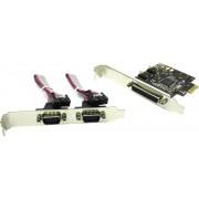 BestConnection 2 soros 1 párhuzamos PCI Express kártya FG-EMT03A-1-BC01