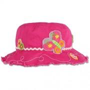 Stephen Joseph Butterfly Bucket Hat, Pink