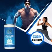 Oxy Max - oxigen stabilizat in apa de izvor