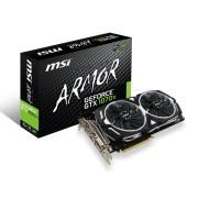 VGA MSI GeForce GTX 1070 TI ARMOR 8G, 8GB GDDR5 (256 Bit), HDMI, DVI, 3xDP (GTX 1070 TI ARMOR 8G)
