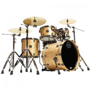 "Mapex ""Saturn V MH Exotic Serie 20"""" Natural Maple Burl"""