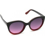 MTV Cat-eye Sunglasses(Violet)