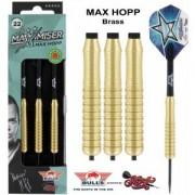 Bulls Steeldart Sets - MAX HOPP MAX Brass 22g