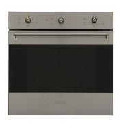 Smeg Classic SF6341GVX Single Built In Gas Oven - Stainless Steel