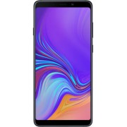 SAMSUNG GALAXY A9 (2018), SS, 128GB, Черен