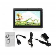 EY 7-pulgadas De Pantalla Táctil HD Niños Tablet PC 512MB +8GB US Plug Estudiantes-Negro