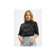 adidas Originals / t-shirt Originals in zwart - Dames - Zwart - Grootte: 32