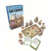 Cat Crimes Castellano - Thinkfun Juegos De Mesa