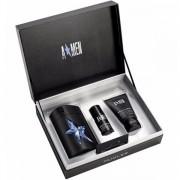 Thierry Mugler A*Men Комплект (EDT 100ml + Deo Stick 20ml + SG 50ml) за Мъже