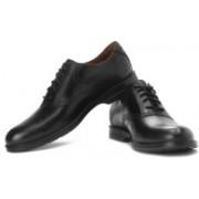 Clarks Bilton Forge Lace Up Shoes For Men(Black)