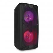 Fenton SBS65 парти високоговорител, Bluetooth, USB / SD / AUX, LED, дистанционно управление, черен (Sky_178.357)