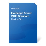 Microsoft Exchange 2019 Standard Device CAL elektronikus tanúsítvány