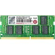 Transcend 8GB DDR4 2133Mhz SODIMM Memory, Retail