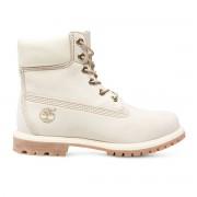Timberland 6'' premium boot bianco donna