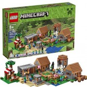 Overseas Limited Item Lego Maincraft 2016 The Village The Village 21128 [Parallel Import Goods]