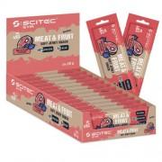 Meat & Fruit Jerky Snack 25x20g box fehérje szelet Scitec Gym