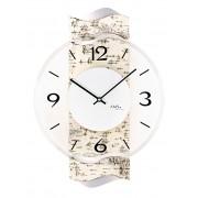 AMS Horloge murale AMS Marron clair