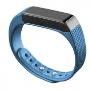 Cellular Line Cellularline Easy Fit Touch - Activity tracker con display touch screen Azzurro.Nero