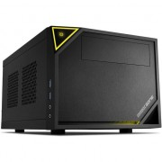 Carcasa PC Sharkoon Shark Zone C10 (4044951016426) , Mini ITX , Mini Tower , 2 sloturi
