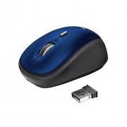 Trust Yvi Wireless Mouse -Blu