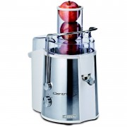 Ariete 173 Centrika Metal Centrifuga Potenza 700 Watt Colore Metallico E Bianco