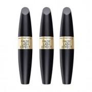 3-pack Max Factor False Lash Effect Mascara Black 13,1ml