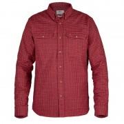 Fjällräven Forest Flannel Shirt Röd