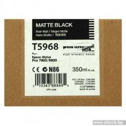 EPSON Matte Black Inkjet Cartridge for Stylus Pro 7900/ 9900 (C13T596800)