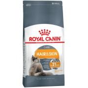 Hrana uscata pentru pisici Royal Canin Hair and Skin 10 kg