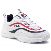 Сникърси FILA - Ray Low 1010561.150 White/Fila Navy/Fila Red