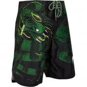 Venum vert Viper léger cordon de serrage fermeture MMA Boardshorts ...