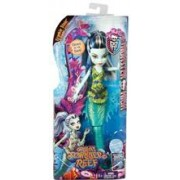 Papusa Monster High Great Scarrier Reef Frankie Doll