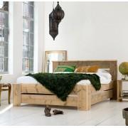Livengo Steigerhout bed Simple 2.0