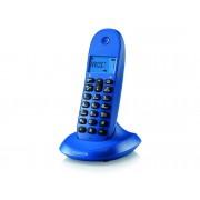 Motorola Teléfono Inalámbrico MOTOROLA Lite C1001LB Azul
