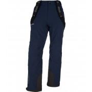 KILPI Pánské lyžařské kalhoty METHONE-M JM0012KIDBL Tmavě modrá XS