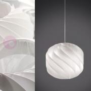 Linea Zero Illuminazione Globe Lampada A Sospensione Materiale Plastico D.40 Design Moderno