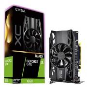 EVGA GeForce GTX 1650 XC Black Gaming grafische kaart, 4GB GDDR5, 04G-P4-1151-KR