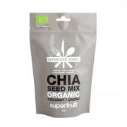 Superfruit Foods Chia Seed Mix Coconut Cacao 200 g