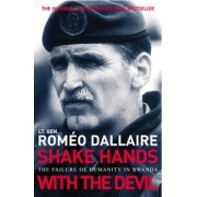 Shake Hands With The Devil, Paperback
