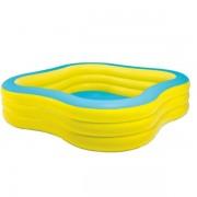 Bazén INTEX 57495 nafukovací 229 x 229 cm - TOP