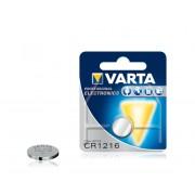 Varta CR1216 Lithium 3V batteri 25 mAh