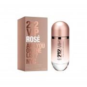 Perfume Mujer Carolina Herrera 212 Vip Rose Edp X80ml
