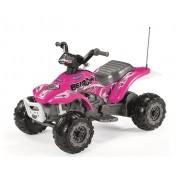 Motor Quad Corall BearCat Peg Perego Pink