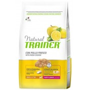 Trainer Natural Small & Toy Puppy Junior Pollo 2 Kg