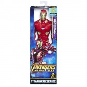 Marvel Figura Iron Man Marvel Titan Hero Series Avengers Infinity War 12 Pulgadas