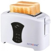 Electrosense 2 slice Toaster EST-6006 750 W Pop Up Toaster(White)